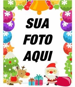 Cartoes De Natal Fotoefeitos