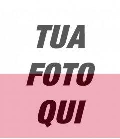 Bandiera filtro in linea della Polonia da aggiungere alle vostre foto