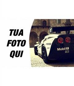 Composizione con Corvette Racing a fianco limmagine