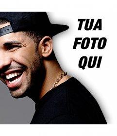Fotomontaggi a che fare con Drake