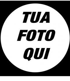 Ritaglia le tue foto in un cerchio online