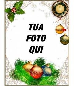 Frame per decorare le vostre foto di Natale e Capodanno