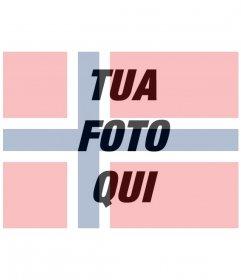 Filtro di Norvegia bandiera per le immagini gratis