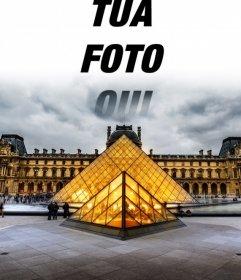 Postal Museum Louvre a Parigi per personalizzare con la tua foto