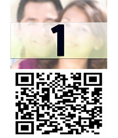 Generatore di codici QR online con foto