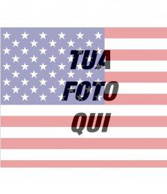 Immagini della bandiera degli Stati Uniti da mettere sulla tua foto