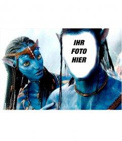 Fotomontage mit dem Avatar von Navi zu werden. Laden Sie