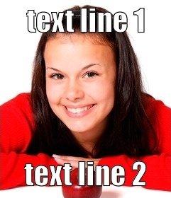 Online-Memegenerator für Ihre Fotos