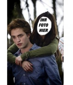 Fotomontage Ihr Gesicht zu setzen in Bella Swan, Twilight