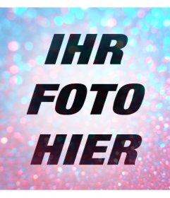 Original-Filter für Ihre Fotos mit hellen Farben
