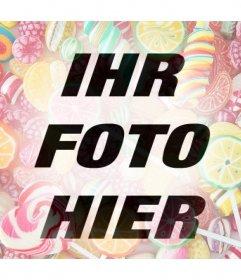 Wenn Sie Süßigkeiten wie dann dieses Online-Filter, um Ihre Fotos