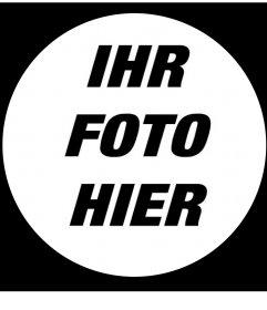 Schneiden Sie Ihre Fotos in einem Online-Kreis