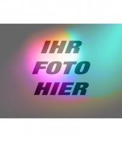 Licht- und Farbfilter zum Aufbringen auf Ihr Bild