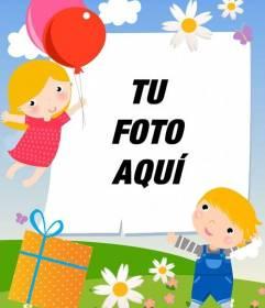 Carte postale personnalisable pour la Fête Fête des Mères et des Pères