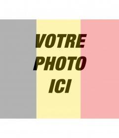 Belgium flag à mettre sur votre photo