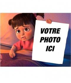 Monsters Inc. Photomontage