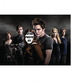 Mettez le visage que vous voulez dans le corps de Bella, le personnage principal dans Twilight