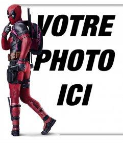 Votre photo à côté de Antihero Deadpool