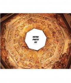 Photomontage de mettre votre photo sur le Dôme
