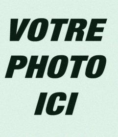 Éditer vos photos à une teinte verte et rétro avec ce filtre
