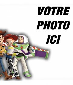 Personnages Toy Story sur vos photos avec cet effet en ligne