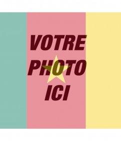 Cameroun effet du pavillon sur vos photos et pour