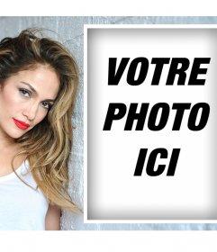 Effet pour les fans de Jennifer Lopez pour modifier