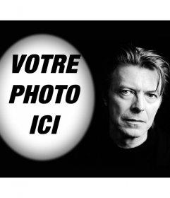 Effet photo avec David Bowie de télécharger une photo