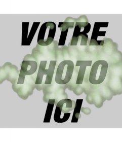 Effet de Green Gas pour vos photos