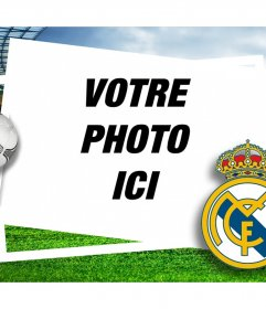 Bouclier de Real  Madrid à ajouter à vos photos