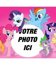 My Little Pony effet photo pour télécharger une photo