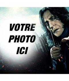 Effet de Photo de Severus Rogue pour télécharger votre photo