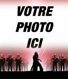 Effet photo de Star Wars 7 pour télécharger votre photo
