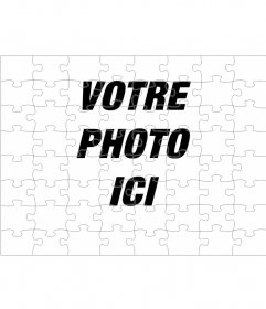 Montage photo pour transformer votre photo en puzzle