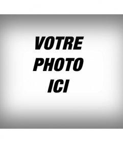 Appliquer ce filtre aux images numériques, obtenir un effet de bord pour la photo gris dégradé. Télécharger une photo et de le modifier