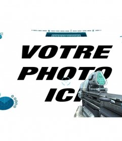 Filtre pour vos photos avec linterface de Halo