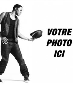Jason Derulo Photomontage de mettre votre photo suivante