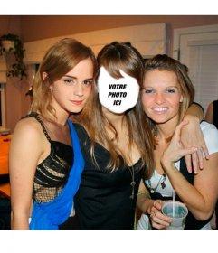 Créez un photomontage avec Emma Watson
