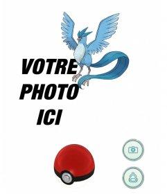 Catch Articuno avec cet effet de Pokemon Go pour modifier