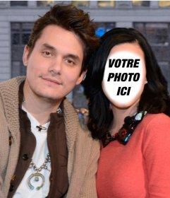 Effet photo en ligne pour mettre votre visage comme si vous êtes Katy Perry