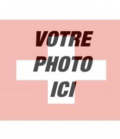 Photos du drapeau suisse à mettre sur votre photo
