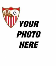 Sevilla football team avatar for your social media profile photos like Facebook, Twitter or Instagram
