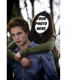 Photomontage to put your face in Bella Swan, of Twilight