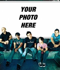 Album cover of Simple Plan that you can edit with your photo