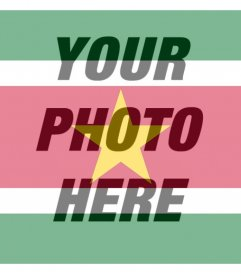 Suriname filter to put over your photos for free