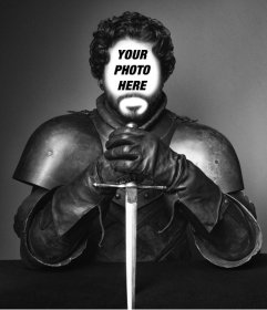 Put your face in this photo of Robb Stark from Game of Thrones