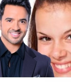 Photomontage together with Luis fonsi