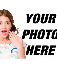 Photomontages of the Violetta series to do online