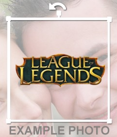 Logo type of the game League of Legends