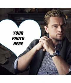 Want to put your picture next to Leonardo di Caprio?